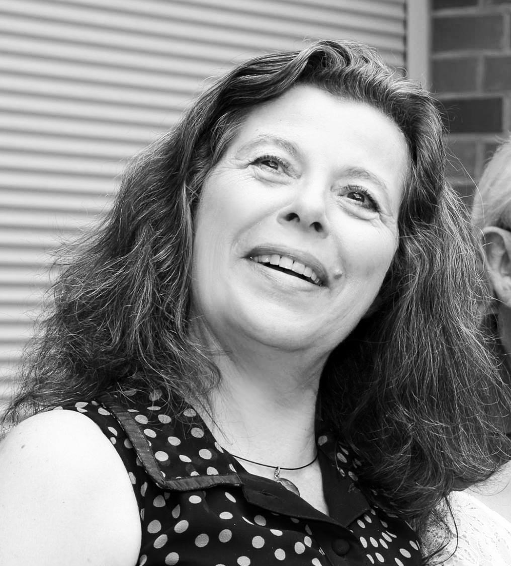 Ulrike Wellner  erste Vorsitzende